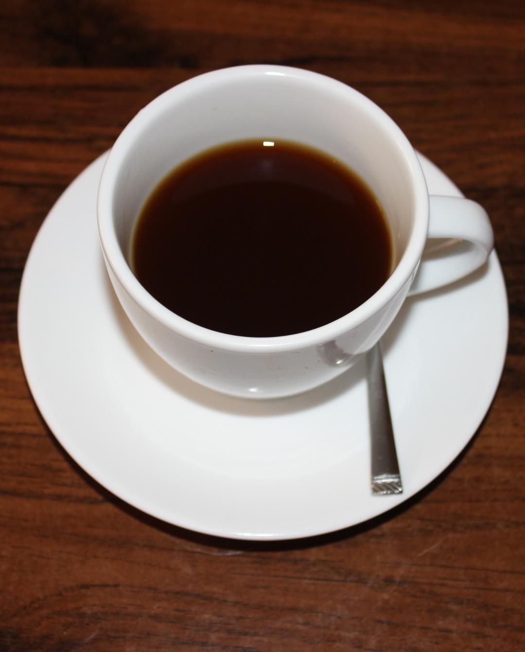 Gratis kaffe etter middagen!