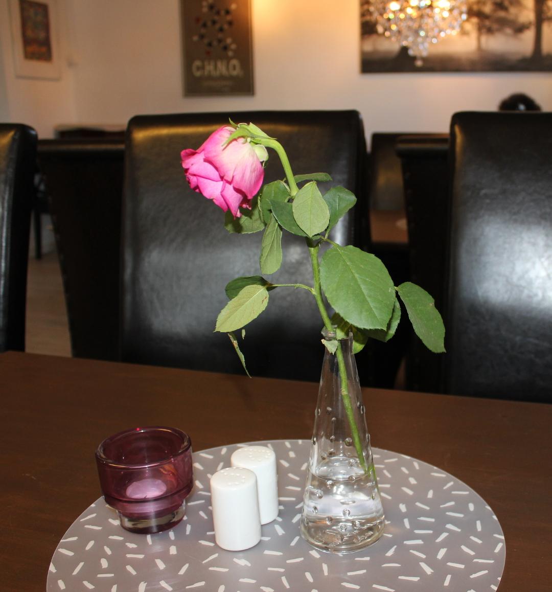 En romantisk middag